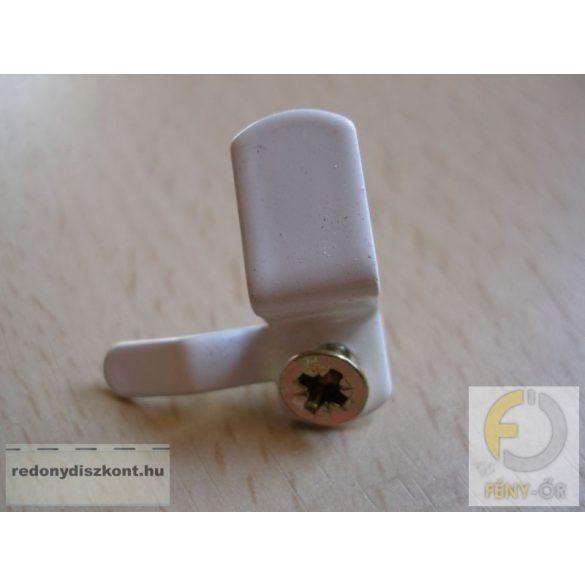 6. Félfordító (peremes szúnyoghálóhoz)- fehér