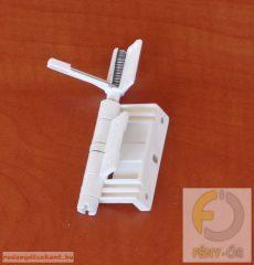 3. Szúnyogháló ajtó zsanér(rugós)- fehér