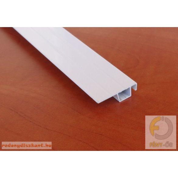 Alumínium keretes  (peremes)  szúnyogháló (11*30 mm) - összeszerelt