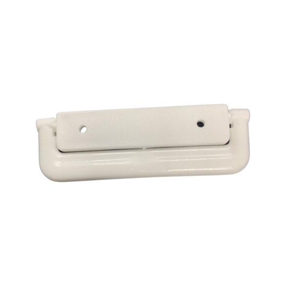 5. szúnyogháló ajtó kilincs (elfordítható)- fehér