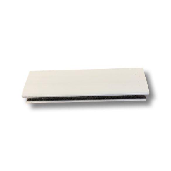 2. Redőnyláb  (műanyag, új típusú)  fehér
