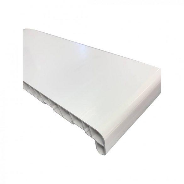 Ablakpárkány (műanyag) 400 mm - fehér