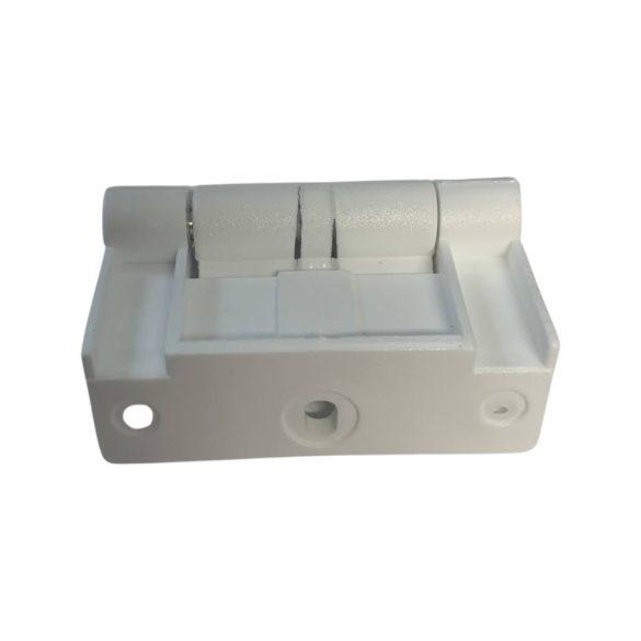 3. Szúnyogháló ajtó zsanér- fehér