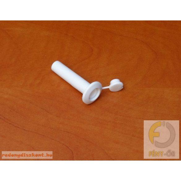 Tipli (csavartakaró)  fehér